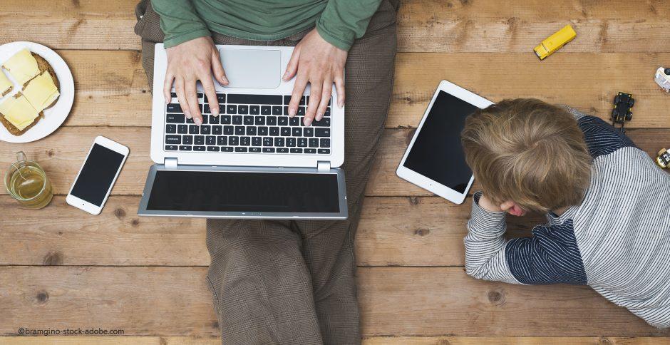 Kids, Eltern und das Internet
