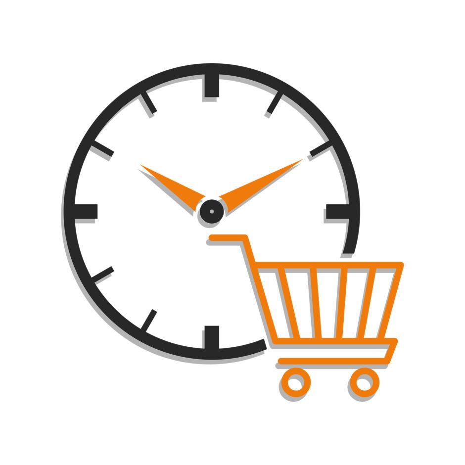 Wenn der Online-Shop Druck macht