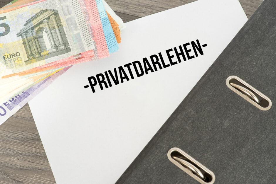 Beim Privatkredit endet oft die Freundschaft