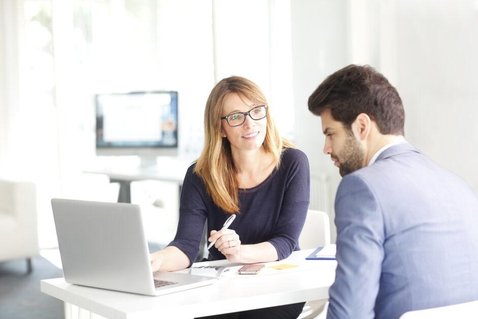 Wie Sie ein Finanzierungsgespräch vorbereiten
