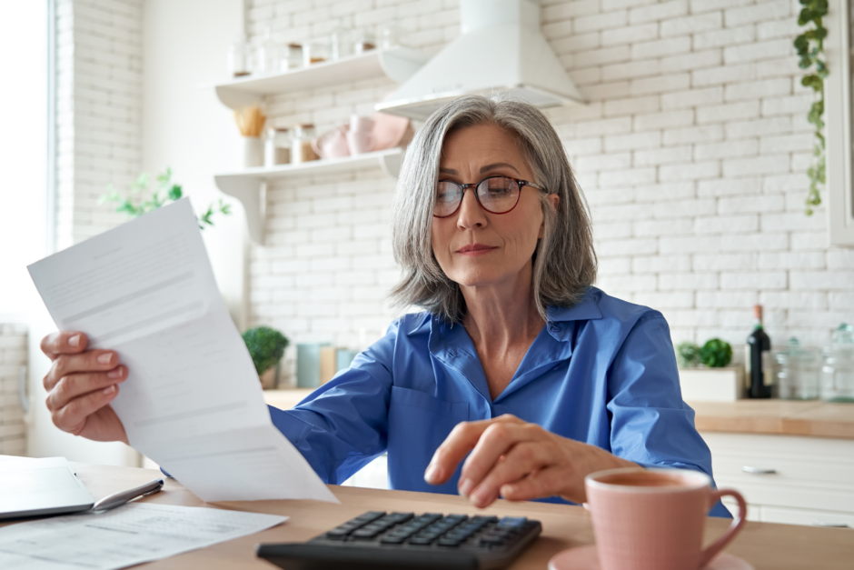 Wann Senioren Steuern zahlen müssen
